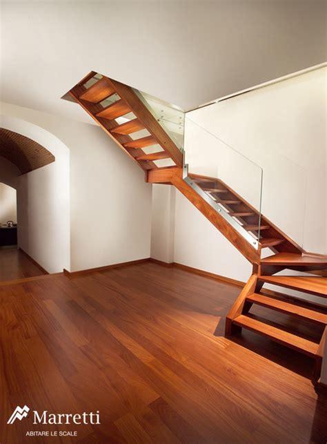 ww interno it marretti srl scala a fascia legno con gradino legno