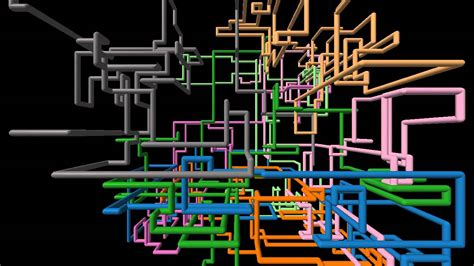 pipes 3d screensaver on windows 10 download youtube 3d pipes in python youtube