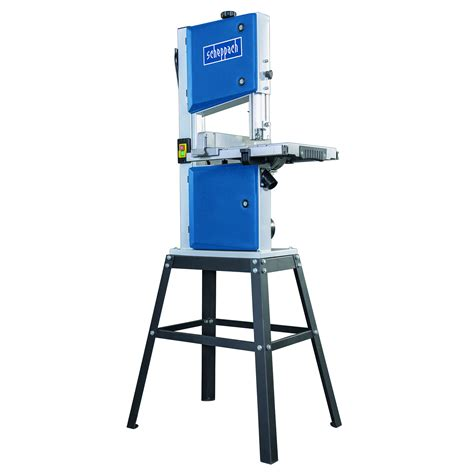 woodworking bandsaw scheppach hbs250 10 quot bandsaw with leg stand hbs250