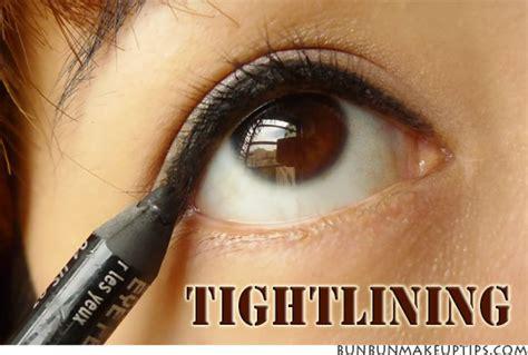 tutorial eyeliner tightline tightling for thicker lashes n bigger eyes part5 makanista