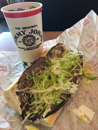 jimmy john s sandwich place 1515 e san marnan dr in