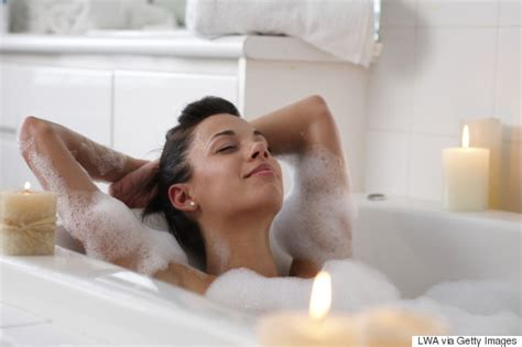 How To On Someone In The Bathroom by Taking A Bath Can Actually Burn More Calories Than You