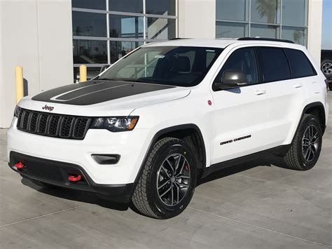 2018 jeep grand cherokee trailhawk new 2018 jeep grand cherokee trailhawk sport utility in