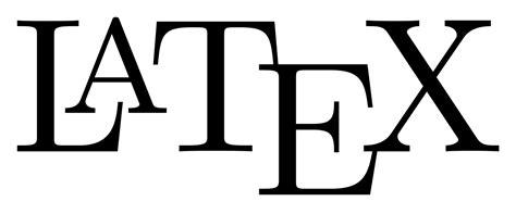 latex wikipedie