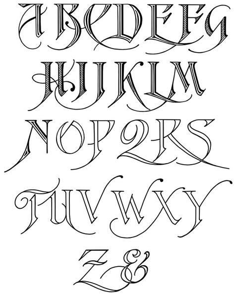 imagenes raras chidas letras para tatuajes de nombres tatuajes de nombres