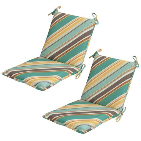 cushions for outdoor chairs hton bay marshall replacement outdoor chair cushion 2