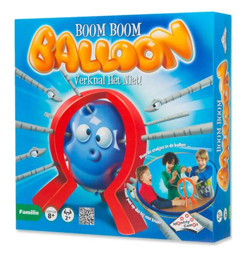 Had A Boom Boom by Popping Balloons With Boom Boom Balloon