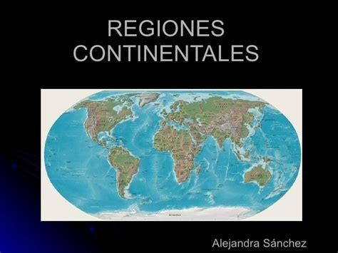 imagenes con titulo html regiones continentales