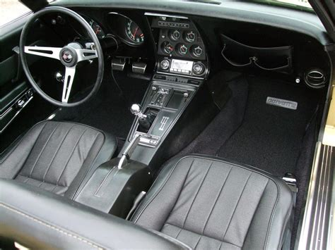 1969 corvette interior 1969 chevrolet corvette convertible 108122