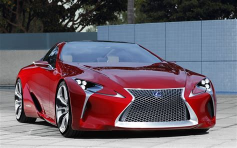 red lexus cars wallpapers hd lexus hd wallpapers