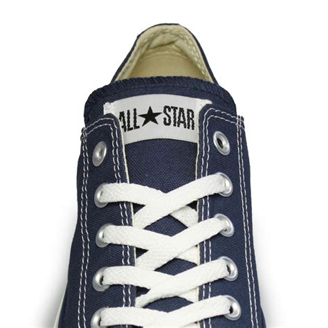 Converse Canvas Navy Blue Size 43 converse all navy blue canvas trainers sneakers shoes