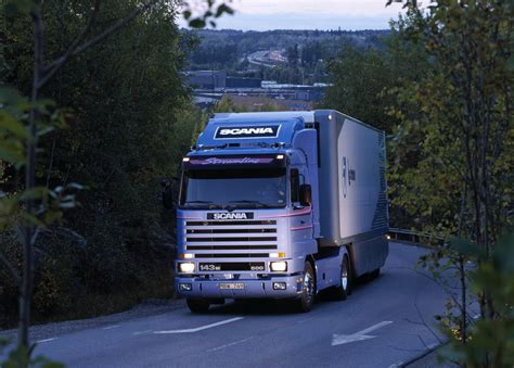 scania truck scania 3 series is the greatest truck of all time