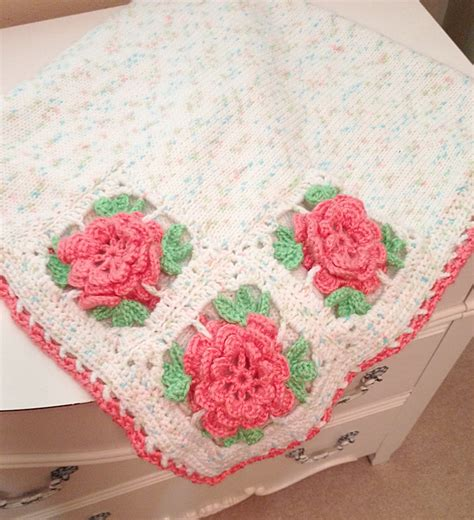 Nice Rug by Baby Rose Blanket A Creative Touch