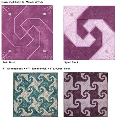quilt pattern monkey wrench 18 best images about monkey wrench on pinterest