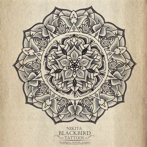 henna tattoo st petersburg fl mandala designs mrbuno blackbird