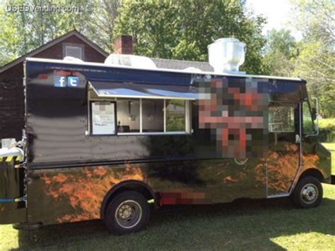 used mobile kitchens for sale