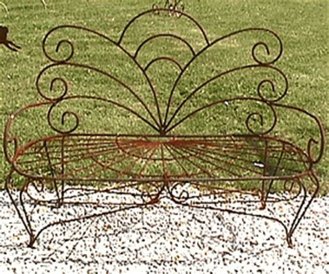 wrought iron butterfly bench wrought iron butterfly bench metal seating