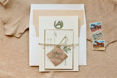 diy wedding invitation twine country western wedding invitation leather twine