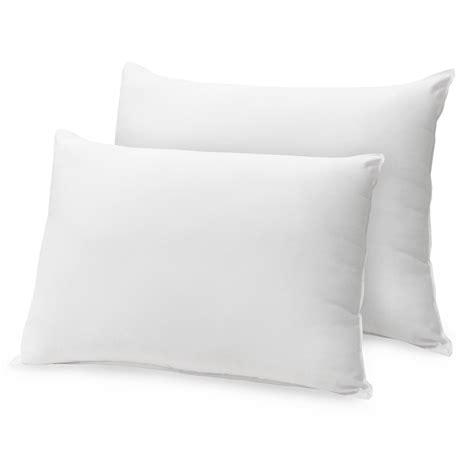 sensorpedic set of 2 classic comfort memory foam bed sensorpedic memory loft classic pillows standard set of