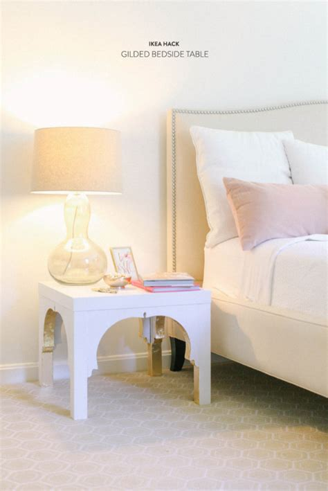 Ikea Side Table Hack Ikea Hacks 50 Nightstands And End Tables