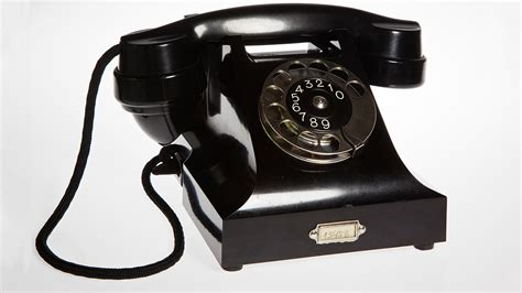 1920s Home Decor 20 Beautiful Rotary Phones From The Past Century Gizmodo