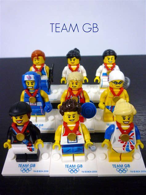Lego Team lego team gb minifigures review