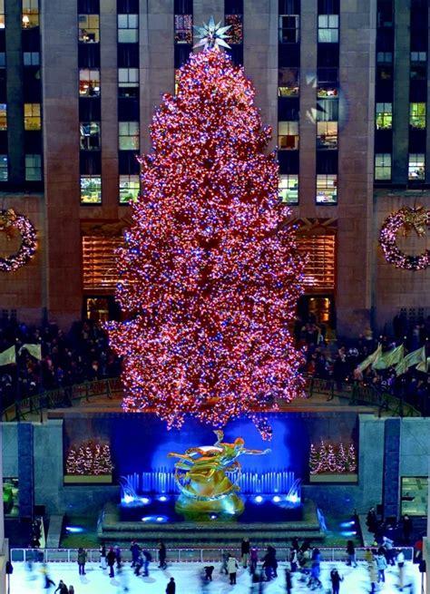 weihnachts stern aus krefelder edelstahl bringt new york