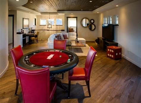 dice table and room for a filled with house of pleasure