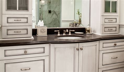 cabinets with subtle sophistication plain fancy cabinetry bathroom cabinets with form and function plain fancy