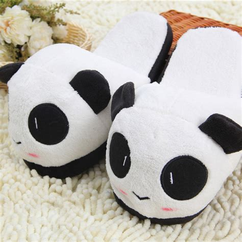panda house slippers adult funny slippers promotion shop for promotional adult funny slippers on aliexpress com