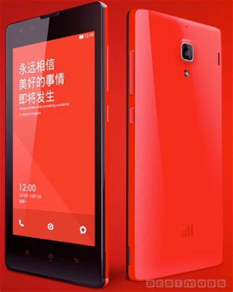 themes xiaomi red rice xiaomi hongmi red rice specifications features and price