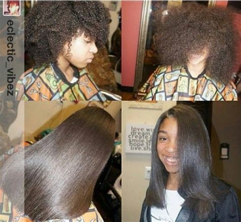 Hairstyles For Flat Ironed Hair by Flat Ironed Hair Black Hair Information