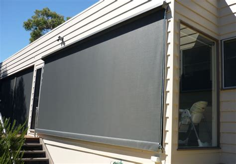 pvc awning awnings melbourne canvas screen tinted pvc