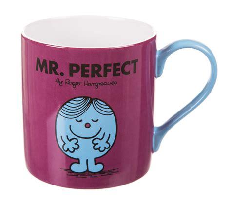 boxed mr perfect mug