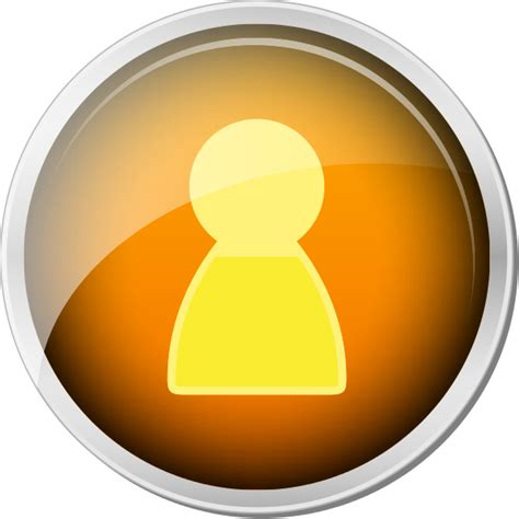 fileorange icon usersvg wikimedia commons