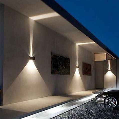 outdoor waterproof ip wall lamp modern led wall light
