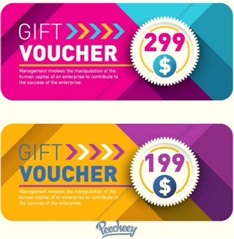 coupon template for adobe illustrator gift voucher template free vector in adobe illustrator ai
