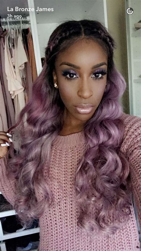 Color Weave Hairstyles by Sew In Weave Hairstyles With Color Www Imgkid The