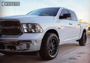 wheel offset 2014 dodge ram 1500 slightly aggressive stock