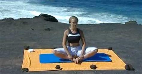 tutorial yoga principiantes yoga para principiantes 3 todotutoriales
