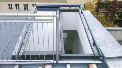 Dachterrasse Ausstieg by Dachausstieg F 252 R Flachd 228 Cher Und Dachausstiegsfenster