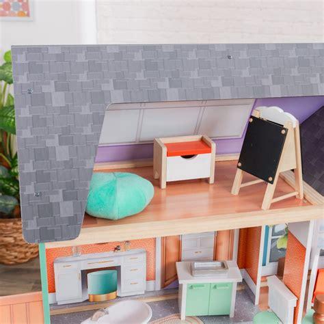 kidkraft dahlia mansion dollhouse smart kid store