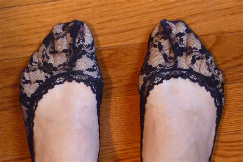 diy socks diy lace slipper socks fabricate mira