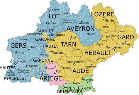 Midi Pyrénées région   Arts et Voyages