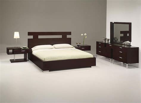 furniture modern bed design