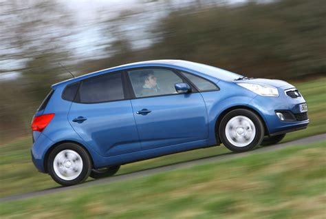 Kia Mpv Review Kia Venga Mpv Review Car