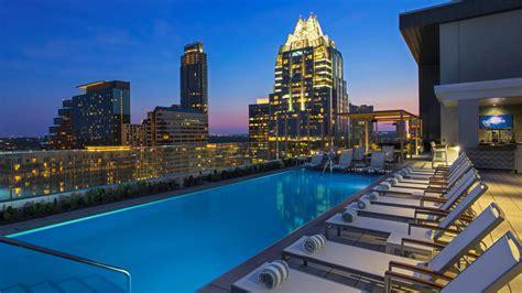 Austin Rooftop Pool   The Westin Austin Downtown
