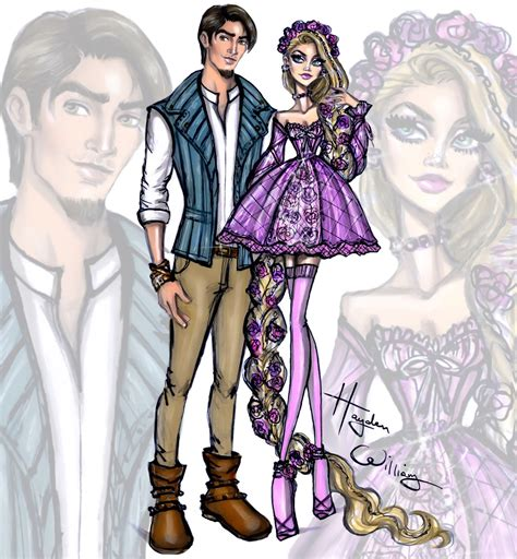 fashion illustration rapunzel hayden williams fashion illustrations december 2015