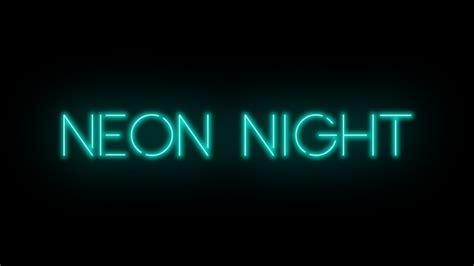 tutorial illustrator neon neon effect in adobe illustrator cc youtube