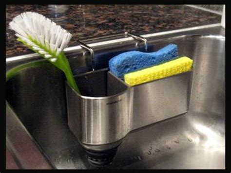 Kitchen Sink Organization Ideas & Storage Solutions